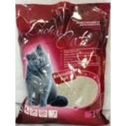 Наполнитель Lucky Cat комкующийся для кошачьего туалета, 3л. фото