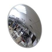 Обзорное зеркало безопасности, 510 мм, белый кант фото