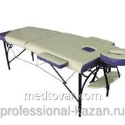 Массажный стол складной Master фото