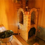 Баня для души фото