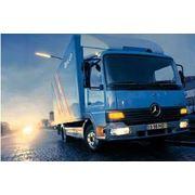 Автомобил грузовой Mercedes-Benz Atego фото
