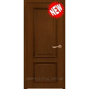 Двери межкомнатные Премиум Орех Патина ПГ фото