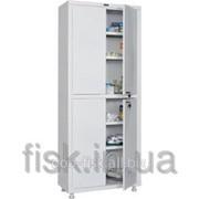 Шкаф медицинский MD 2 1670/SS фото
