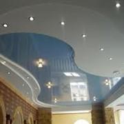 Разноуровневые потолки фото