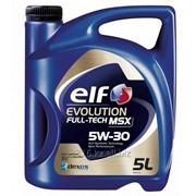 Масло моторное синтетическое Elf Excellium Full-Tech 5W-40 фото