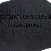 Краситель порошковый (черный) фото