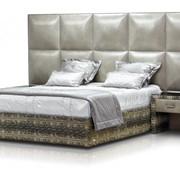 Кровать Плаза Базовый размер: 215 x 315 h 170 см. фото
