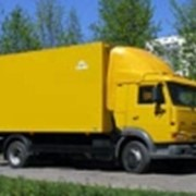 КАМАЗ – 4308 с изотермическим фургоном фото