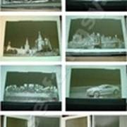 Гравировка стекла фото