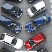 Парковка автомобилей, автостоянки фото