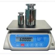 Весы лабораторные до 6 кг ВСН-6/0,2-3 фото