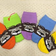 Носки детские Н621-12 зеленый фото