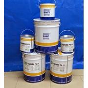 Полиуретановая композиция для наливного пола Гудлайн PU-11. Светло-серый, темно-серый 25 кг фото