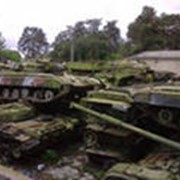 Утилизация вооружения фото