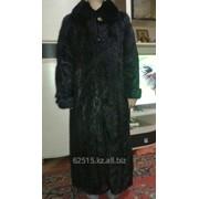 Продается шуба нутриевая женская, длинная. фото