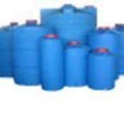 Емкости пластиковые цилиндрические фото