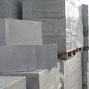 Блоки газосиликатные, керамзитобетонные фото