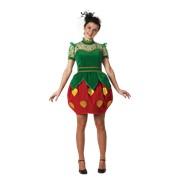 Карнавальный костюм Клубничка фото