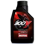 MOTUL 300V 4T FL ROAD RACING SAE 15W50 1л. масло моторное фото