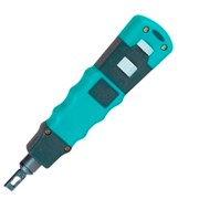 Инструмент для запрессовки кабеля с головками под плинты 110/88 и 66 CP-3148 фото