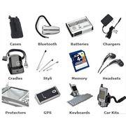 Аксессуары к мобильным телефонам фото