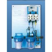 Автоматическая станция контроля Cl и pH фото