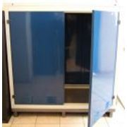 Шкаф для газорегулирующего оборудования фотография