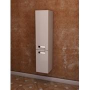 """Пенал """"Лира-2"""" для ванной комнаты подвесной фото"""