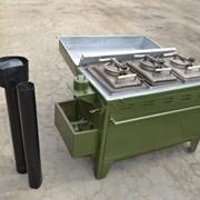 Кухня полевая КП-20 фото