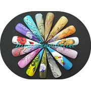 Курсы наращивания ногтей дизайнроспись маникюр-педикюр.Кишинев фото