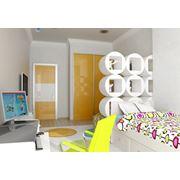 Выполнение визуализации дизайна интерьеров помещений фото