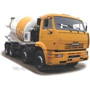 КамАЗ-65115 - Автобетоносмеситель 58147Z фото