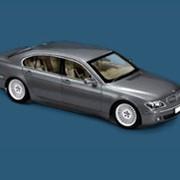 Аренда автомобиля с водителем BMW 7 фото