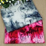 Печать на ткани методом прямой печати Кашне фото