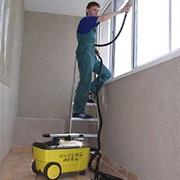 Уборка помещений после строительных и отделочных работ фото