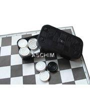 Комплекты для игры в шашки фото