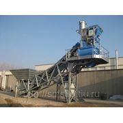 Мобильные бетонные заводы модельного ряда JUMPER (ДЖАМПЕР) Италия фото