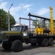 Буровая установка ГБУ-5М Оса фото