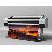 Широкоформатная печать баннеров фото