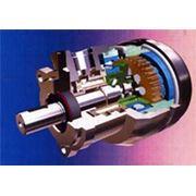 Гидромотор планетарно-роторный - лебедка GPR-F-M фото