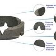 Алмазные сегменты кольцевые Aero фото