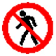 Запрещающий знак, код P 03 Проход запрещен фото