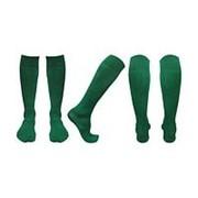 Гетры футбольные зеленые р. 43-45 фото