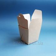 Коробка (Упаковка) для лапши фото