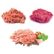 Фарши мясные в ассортименте фото