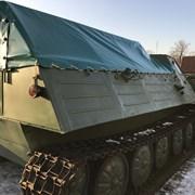 ГТТ Гусеничный тягач фото