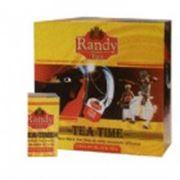 Чай Randy tea time Ceylon black big фото