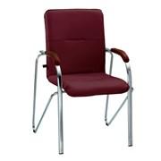 """Кресло для посетителей """"Samba silver"""" Самба Сильве фото"""
