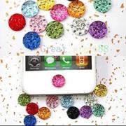 Стикер ( наклейка) на кнопку Home для Iphone 4, 4S , 5, 5S, Ipad фото