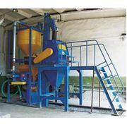 Технологическая линия для производства комбикормов ANC-1200 фото